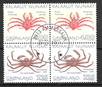Grønland  - AFA 233a+232 - posfrisk