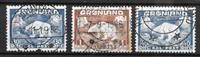 Grønland  - AFA 6+7+27 - Stemplet
