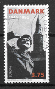 Danmark  - AFA 1091x - Stemplet