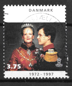 Danmark  - AFA 1135y - Stemplet