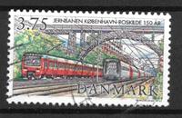 Danmark  - AFA 1148x - Stemplet