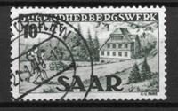 Saar 1949 - AFA 266 - Oblitéré