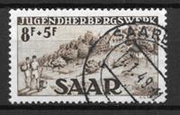 Saar 1949 - AFA 265 - Oblitéré