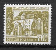 Berlin 1954 - AFA 124 - Mint