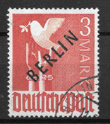 Berlin 1948 - AFA 19 - Cancelled