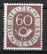 Allemagne 1951 - AFA 1098 - Neuf avec charnière