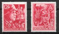 Deutsches Reich 1945 - AFA 904-05 - Postituore