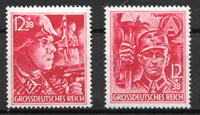 Empire allemand 1945 - AFA 904-05 - Neuf