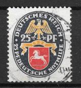 Empire allemand 1928 - AFA 427 - Oblitéré