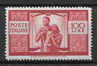 Italia 1945 - AFA 636 - Postituore