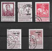 Belgien 1911 - AFA 82 Im.m. - Stemplet