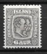 Islande 1907 - AFA 52 - Neuf avec charnière
