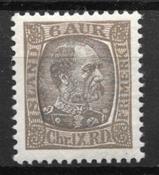 Islande 1902 - AFA 38 - Neuf