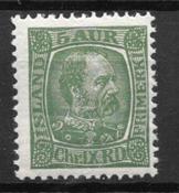 Islande 1902 - AFA 37 - Neuf