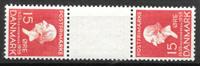 Danmark 1920 - Tete-Beche 10 - Postfrisk