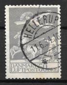 Danmark 1929 - AFA 181 - Stemplet