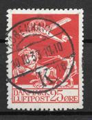 Danmark 1925 - AFA 146 - Stemplet