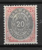 Danmark 1875 - AFA 28 - Ustemplet