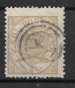 Danmark 1864 - AFA 14 - Stemplet