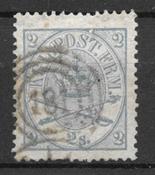 Danmark 1864 - AFA 11 - Stemplet