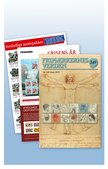 Frimærkernes Verden 387