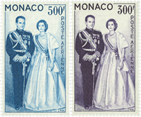 Monaco - Poste aérienne - Y&T PA 71-72 neuf