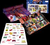Grande-Bretagne - Marvel Super-héros - Présentation Souvenir avec série et BF