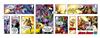 Englanti - Marvelin supersankarit - Postituore blokki