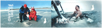 Finlande - Hiver - Série neuve 2v