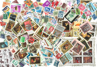 Monde Entier 1000 timbres