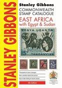 Stanley Gibbons - Oost Afrika 2018 - postzegelcatalogus