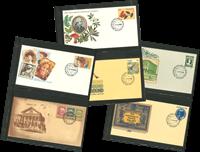Australie - Entiers postaux et EPJ