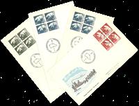 Grønland - FDC med isbjørn 1963