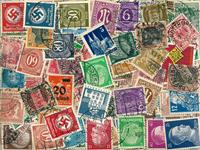 Alemania - Antiguo lote de repetidos anteriores a 1945