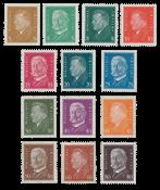 Empire Allemand 1928 -  Michel 410-422 - Neuf