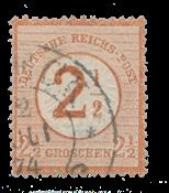 Empire Allemand 1872 - Michel 29 - oblitéré