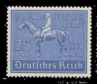 Tyske Rige 1939 - Michel 698 - Postfrisk