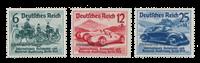 Tyske Rige 1939 -Michel 695-97 - Postfrisk
