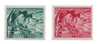 Empire Allemand 1938 - Michel 684-85 - Neuf
