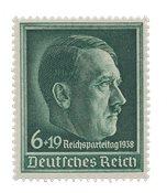 Tyske Rige 1938 - Michel 672 - Postfrisk