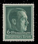German Empire 1938 - Michel 672 - Mint