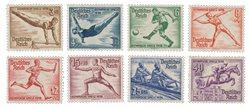 Empire Allemand 1936 - Michel 609-16 - Neuf