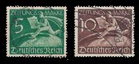 Empire Allemand 1939 - Michel Z738-39 - oblitéré