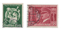 Empire Allemand 1941 -Michel 762-63 - oblitéré