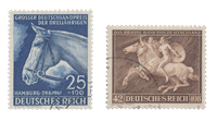 Empire Allemand 1941 - Michel 779-80 - oblitéré