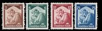 Tyske Rige 1935 - Michel 565-58 - Postfrisk