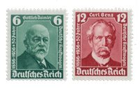 Empire Allemand 1936 - Michel 604-05 - Neuf