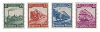 Empire Allemand 1935 - Michel 580-83 - Neuf