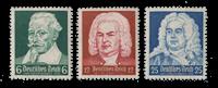 Empire Allemand 1935 -Michel 573-75 - Neuf