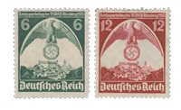 Empire Allemand 1935 - Michel 586-87 - Neuf